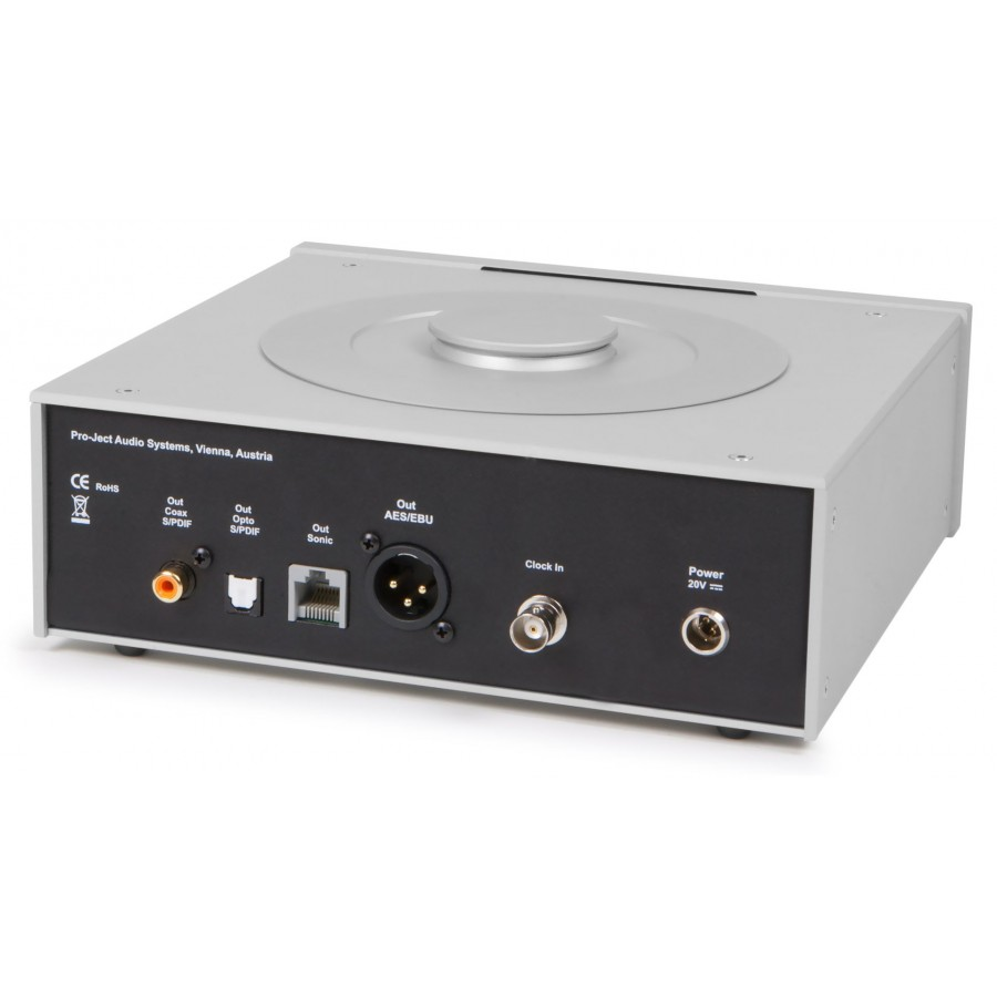 PRO-JECT-Pro-Ject CD Box RS-00