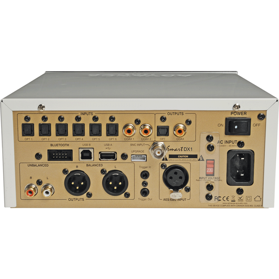 Advance Acoustic-Advance Acoustic Dac DX1-00