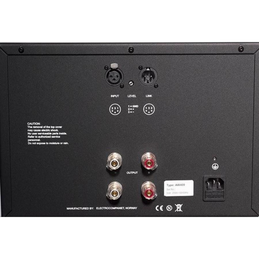 ELECTROCOMPANIET-ELECTROCOMPANIET AW 400-00