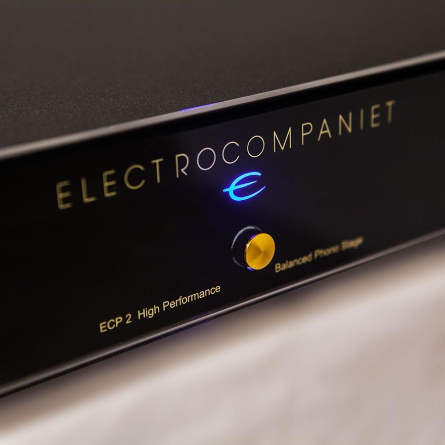 ELECTROCOMPANIET ECP 2 phono préamp