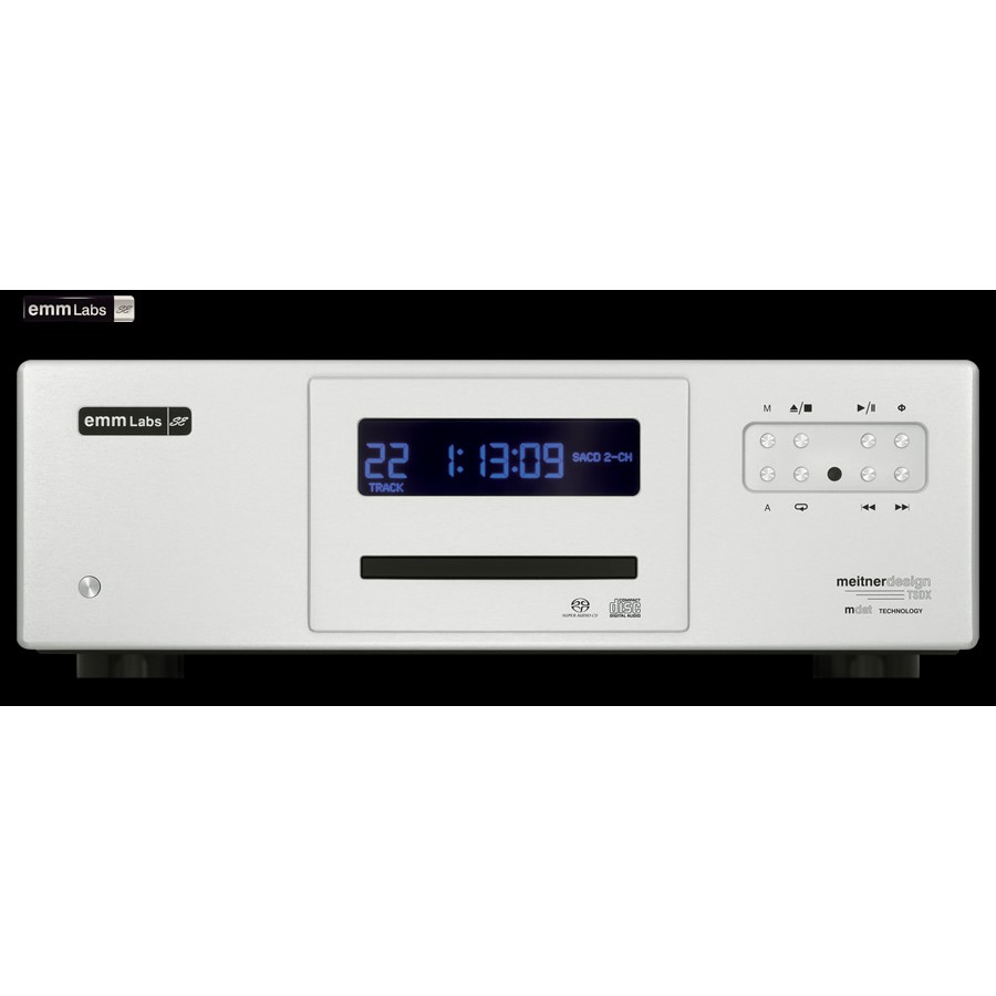EMM Labs TSDX transport CD/SACD