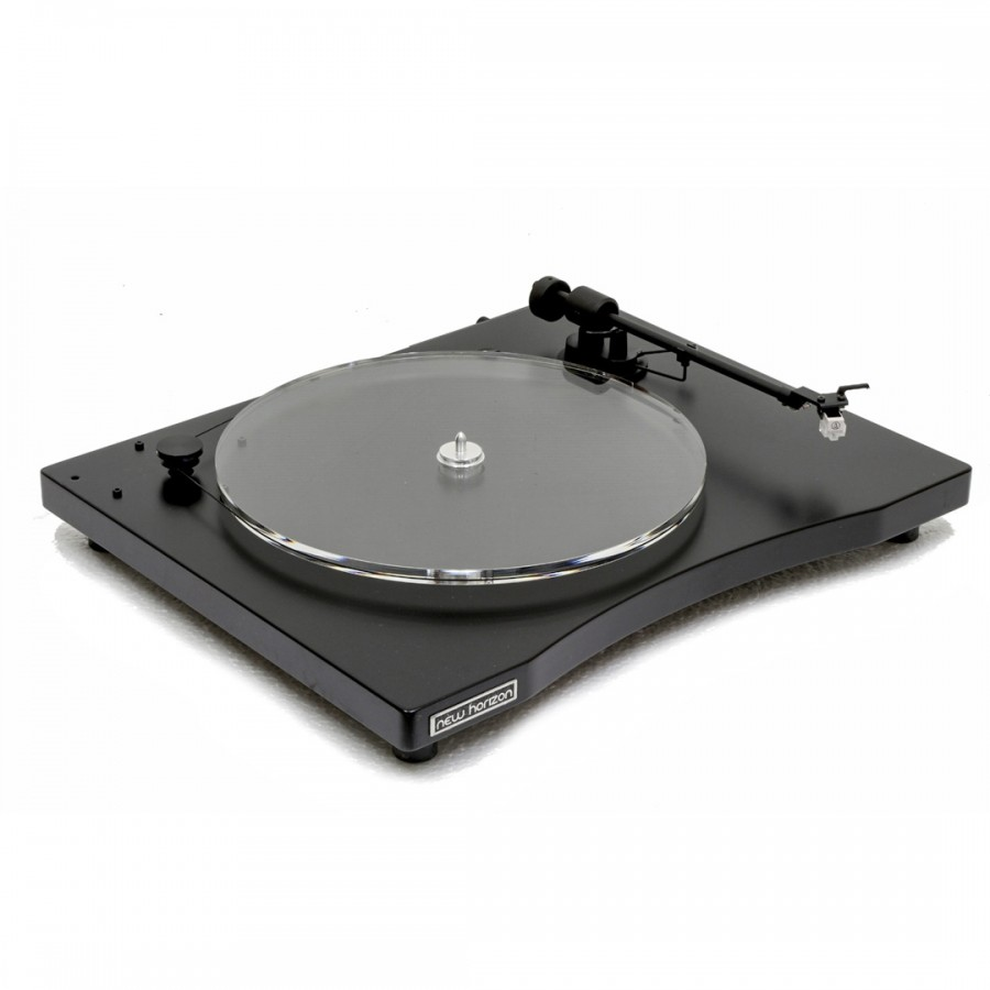 Platine vinyle New Horizon Audio GD1 noir