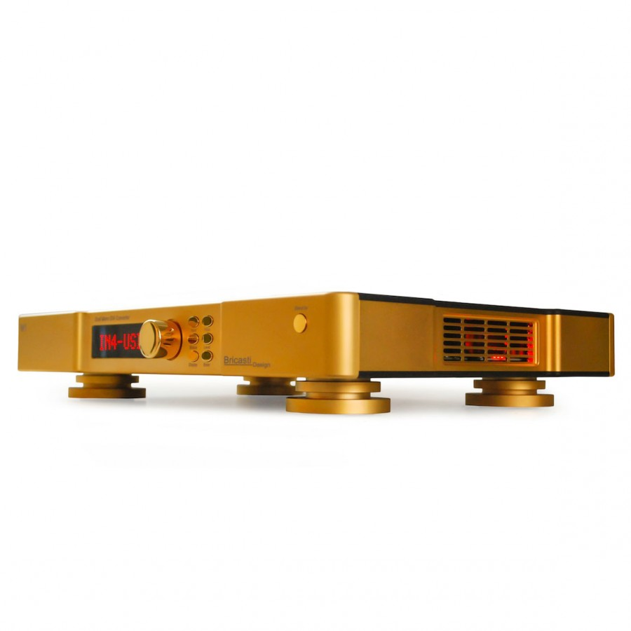 BRICASTI M1 GOLD EDITION DAC