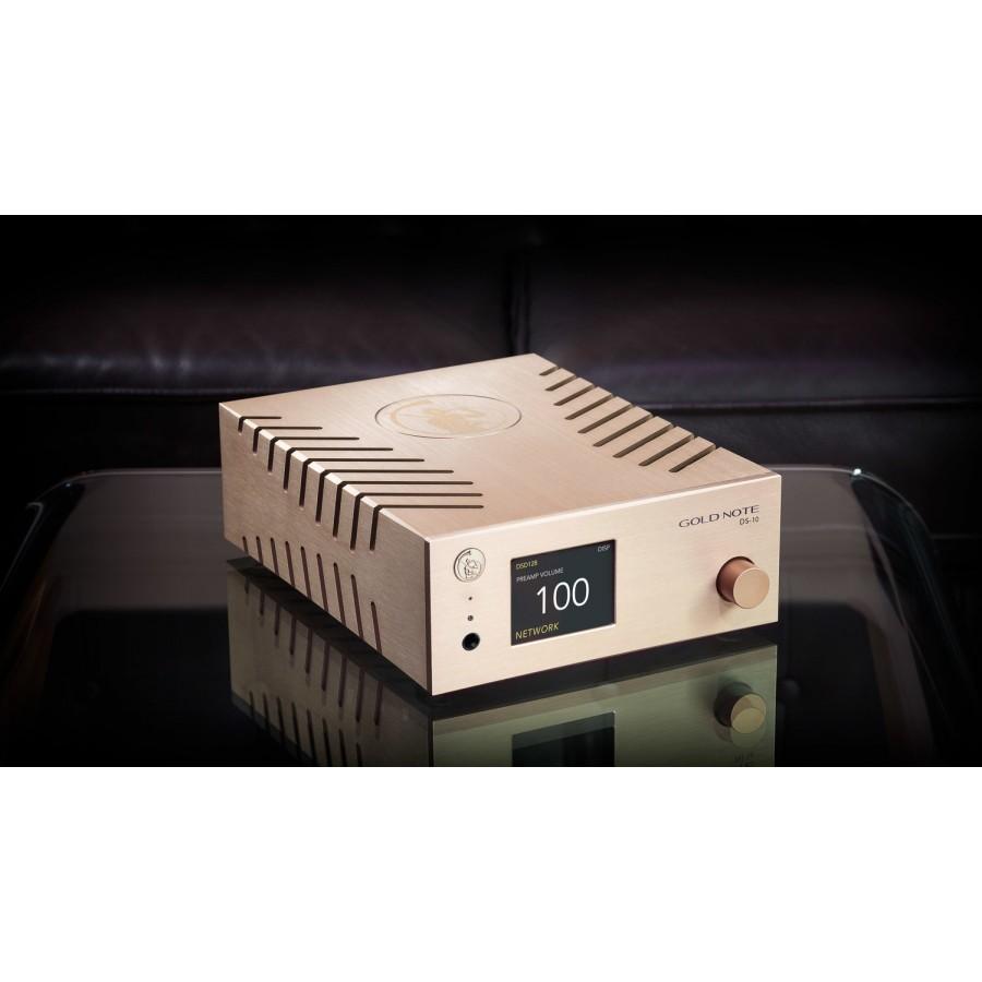 Gold Note-Gold Note DS-10 PLUS avec entrée analogique-00