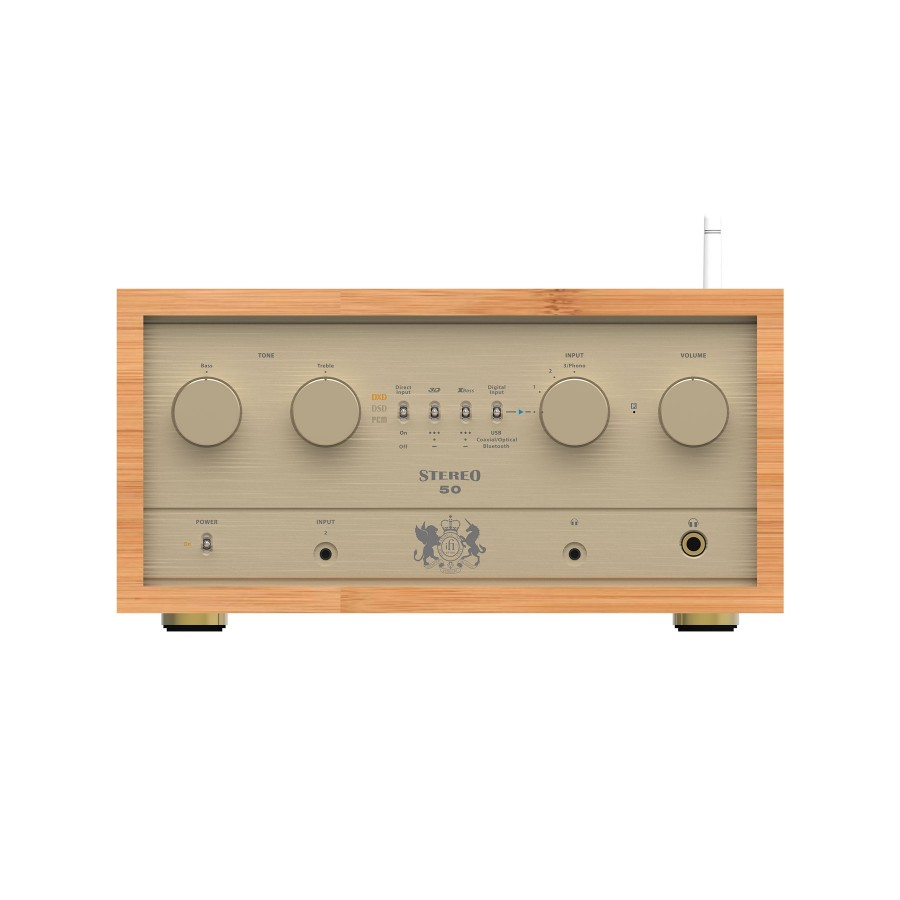 iFi Audio Retro Stereo 50