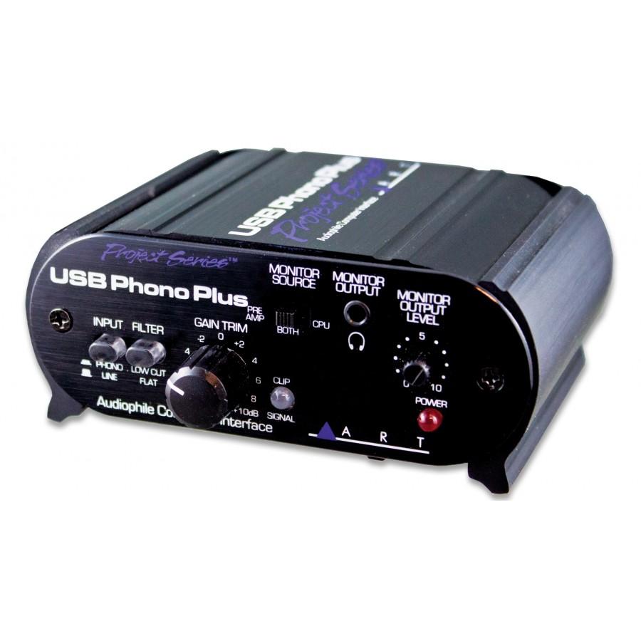 AnalogMagik-Analogmagik Art Usb Phono Plus PS-00