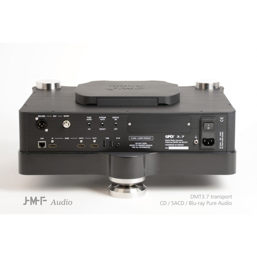 JMF DMT3.7 transport SA-CD - Blu-ray Pure Audio - Réseau
