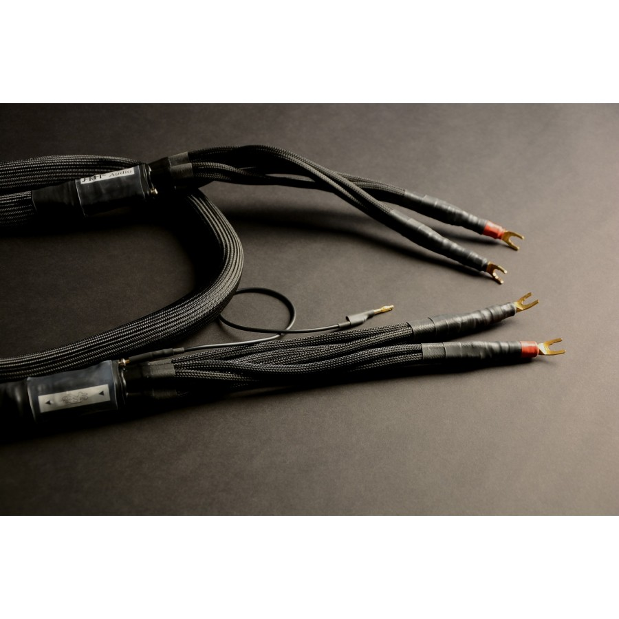 JMF Audio SR8 Câbles Enceintes
