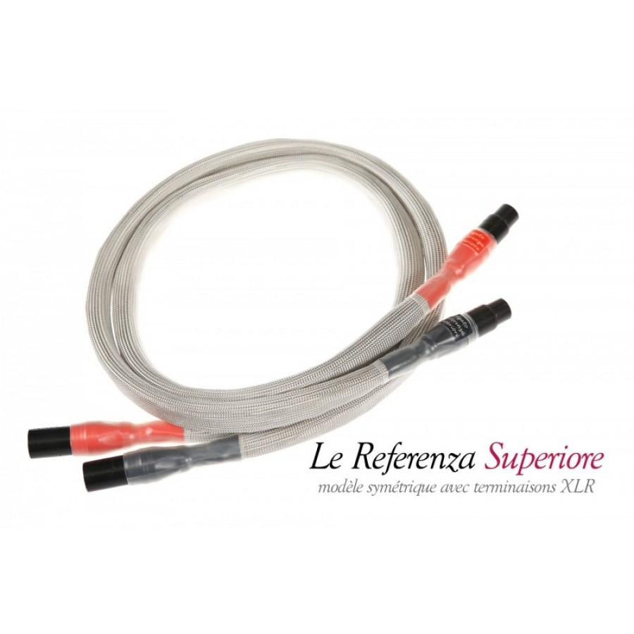 Legato Referenza Superiore modulation XLR