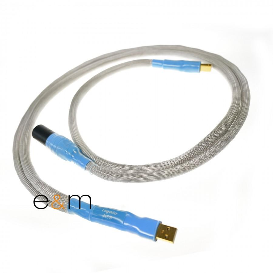 Legato Referenza Superiore USB avec alimentation