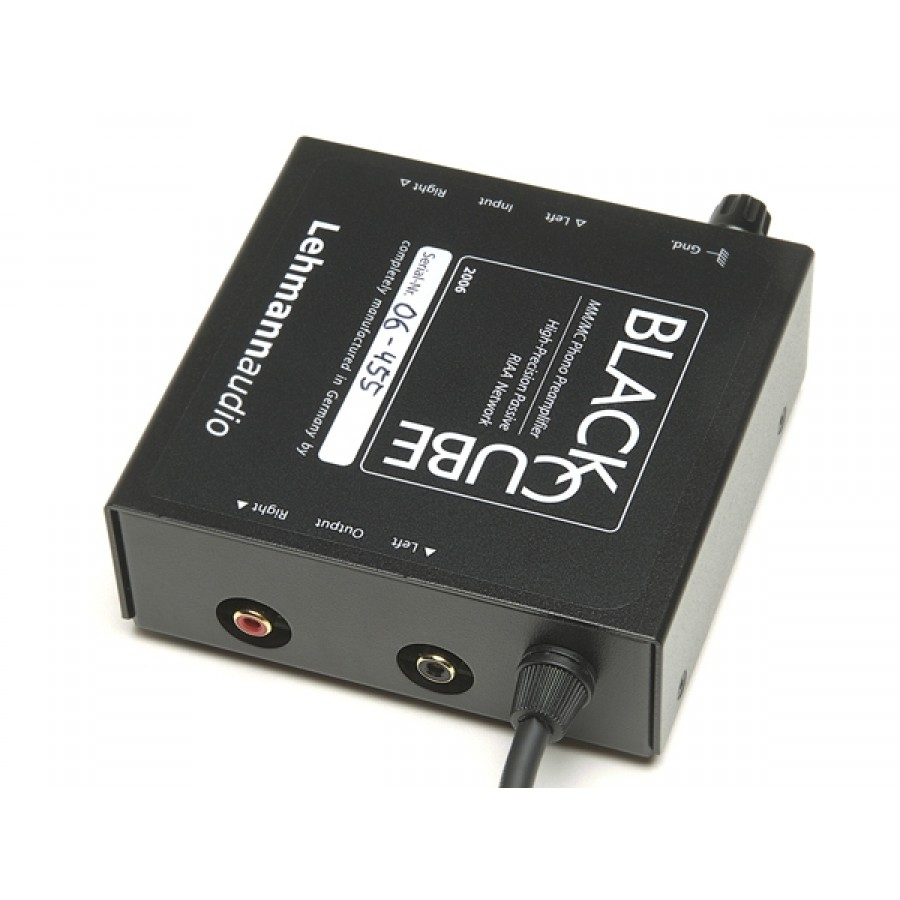 Lehmann Audio Black Cube