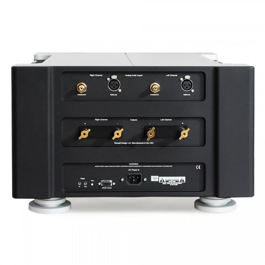 BRICASTI M15 amplificateur de puissance stéréo