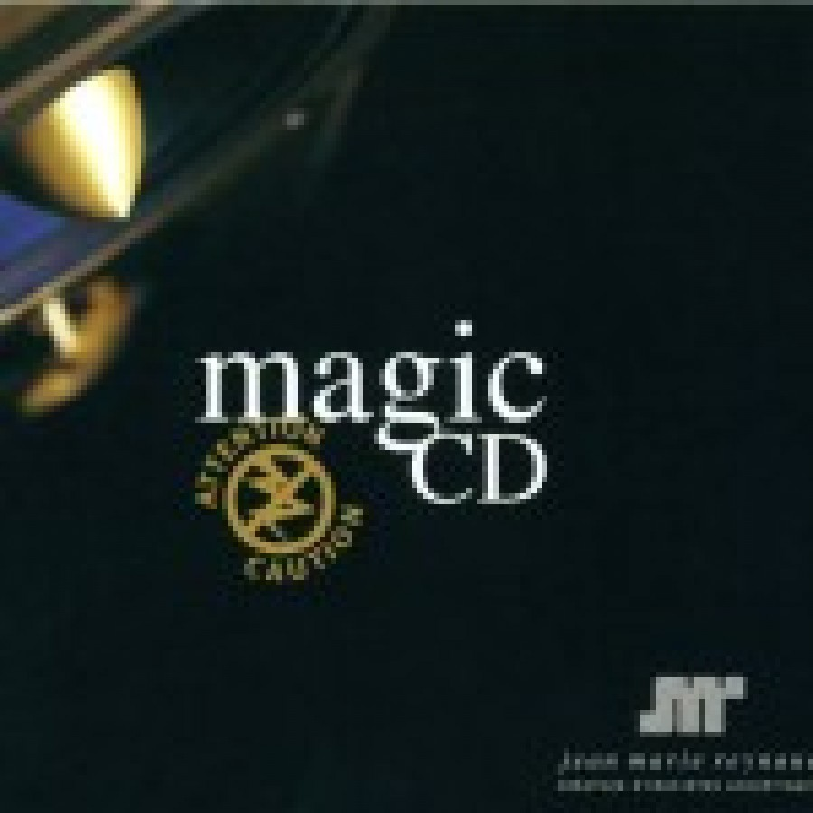 Jean-Marie Reynaud-JMR Magic CD CD de rodage-01