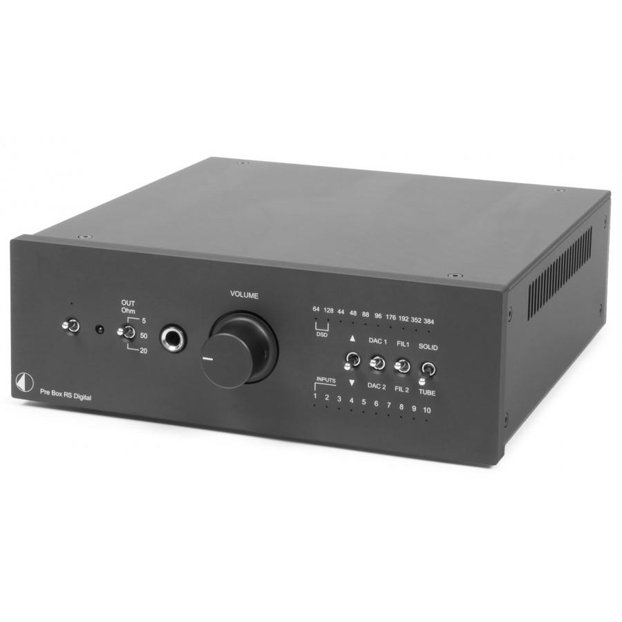 PRO-JECT-Préampli Pro-Ject Pre Box RS Digital-00