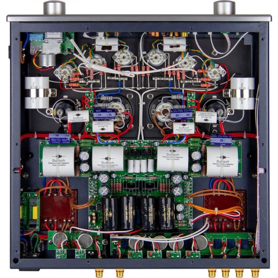PrimaLuna EVO 400 Tube Preamplifier