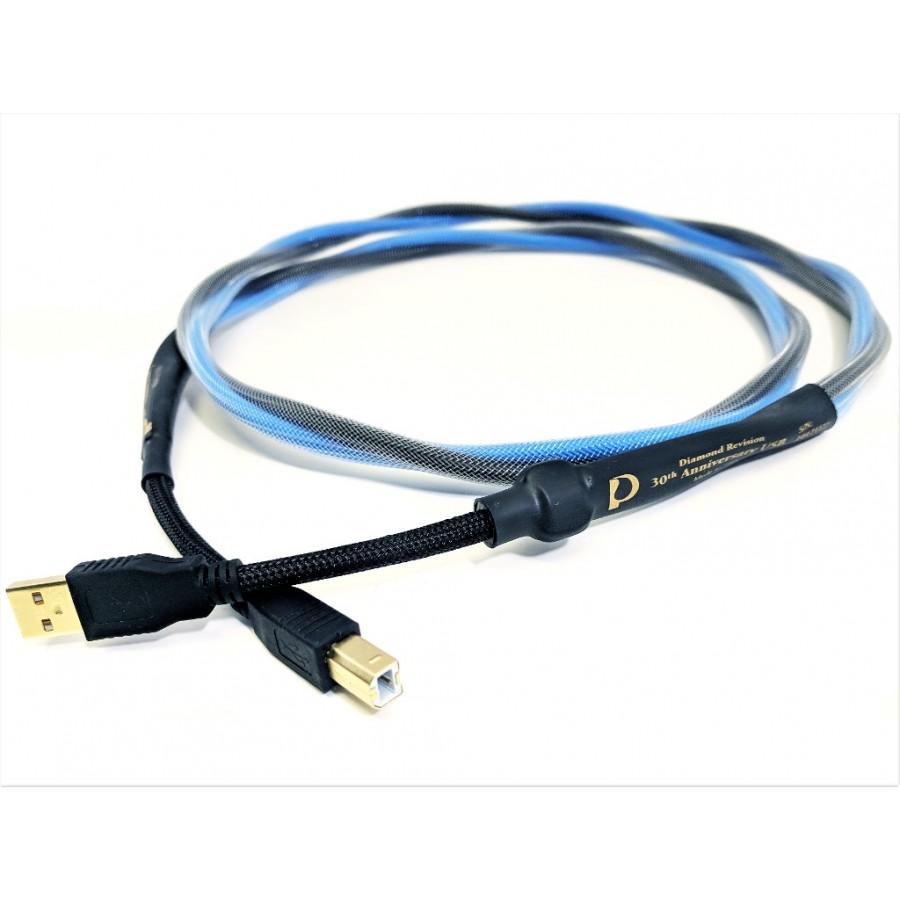 Purist Audio Design Diamond Revision 30th Anniversary USB Cable