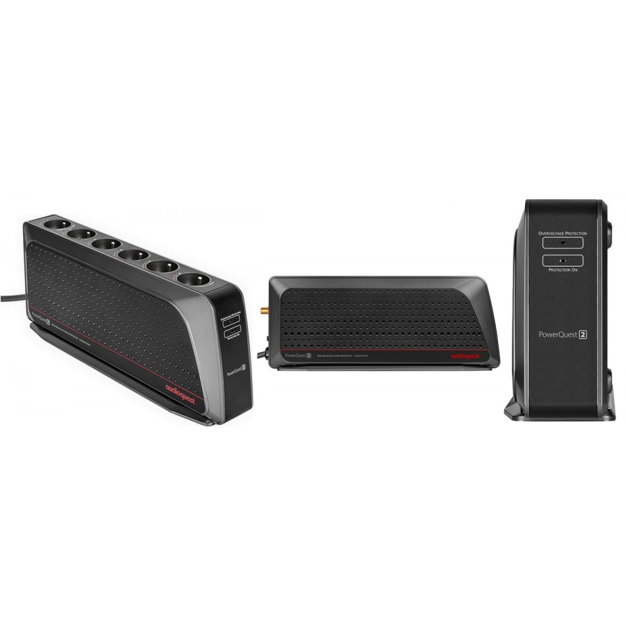 AUDIOQUEST-Audioquest PowerQuest 2-00