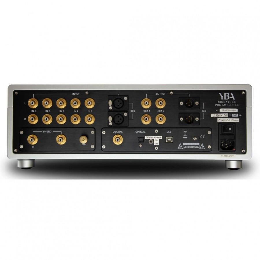 YBA Signature pré-amplificateur