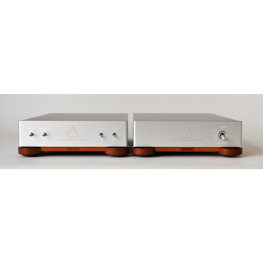 Spec REQ-S1EX Phono Preamplifier