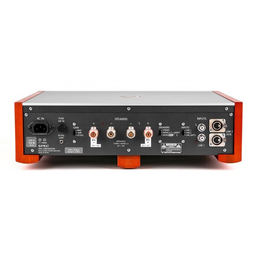 Spec RPA-W3EX