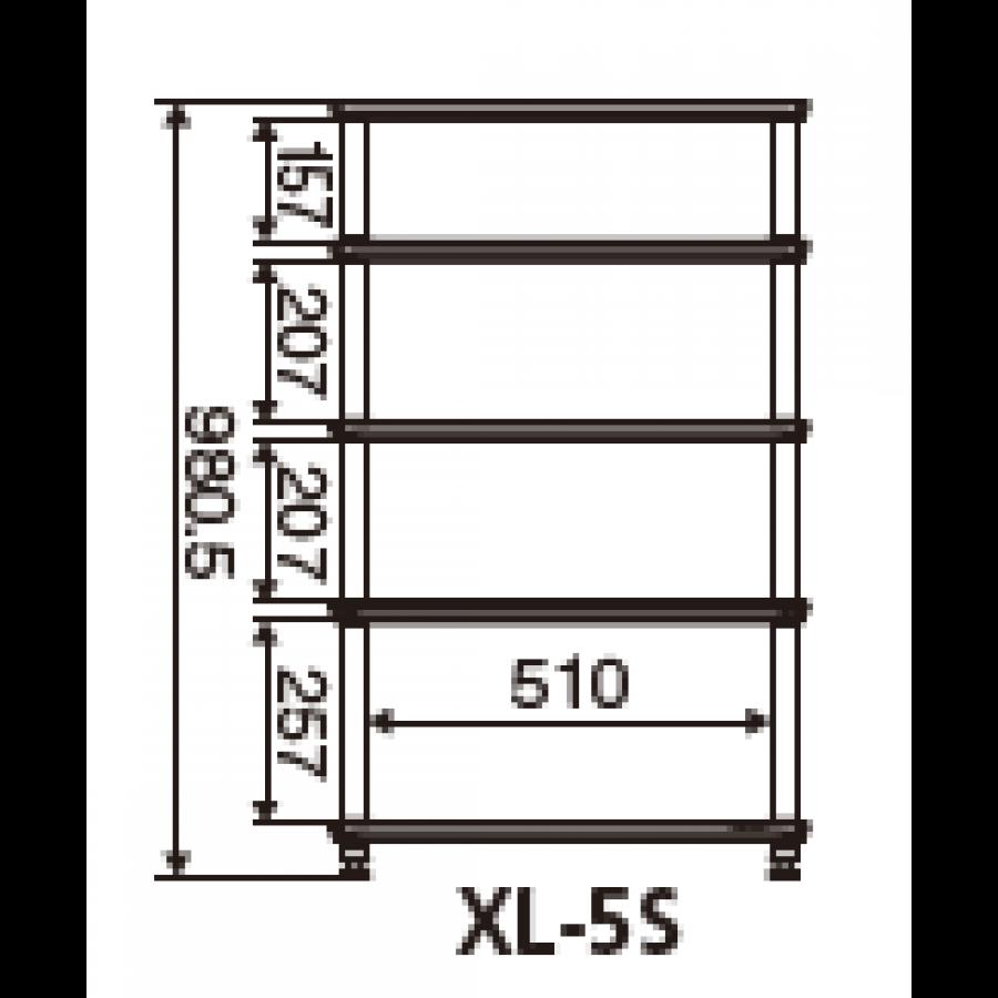 TAOC-TAOC XL-5S-00