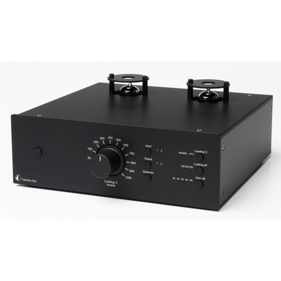 PRO-JECT-Pro-Ject Tube Box DS2-00