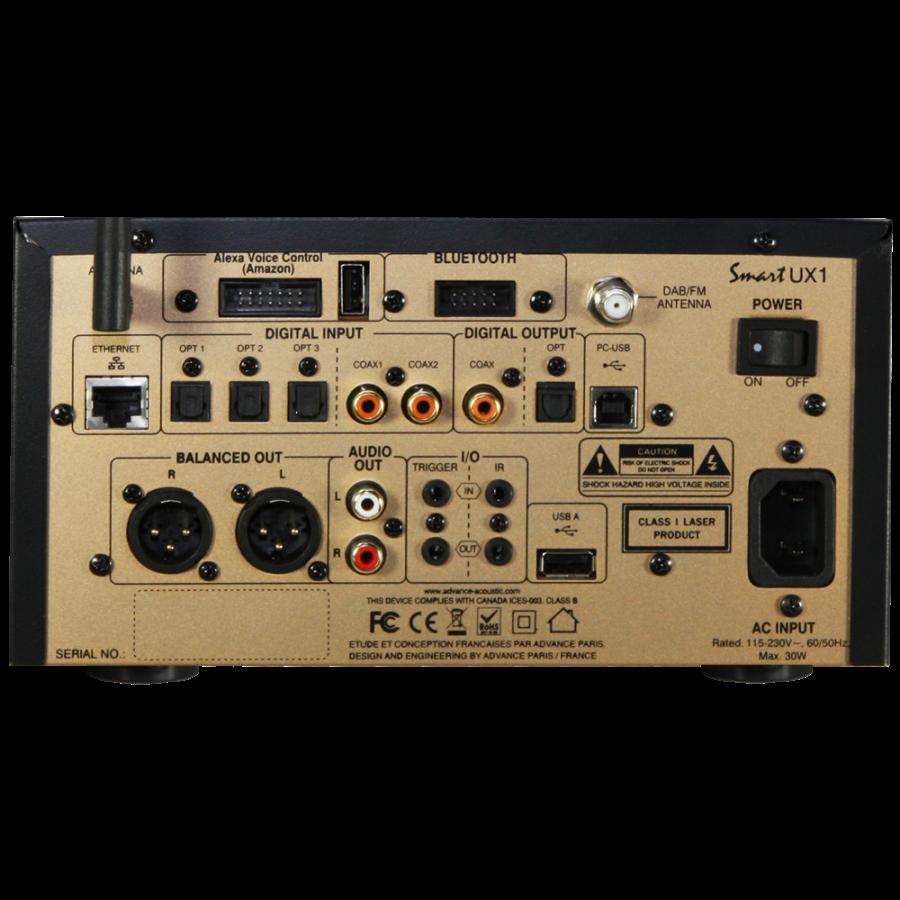Advance Acoustic-Advance Acoustic UX1-00