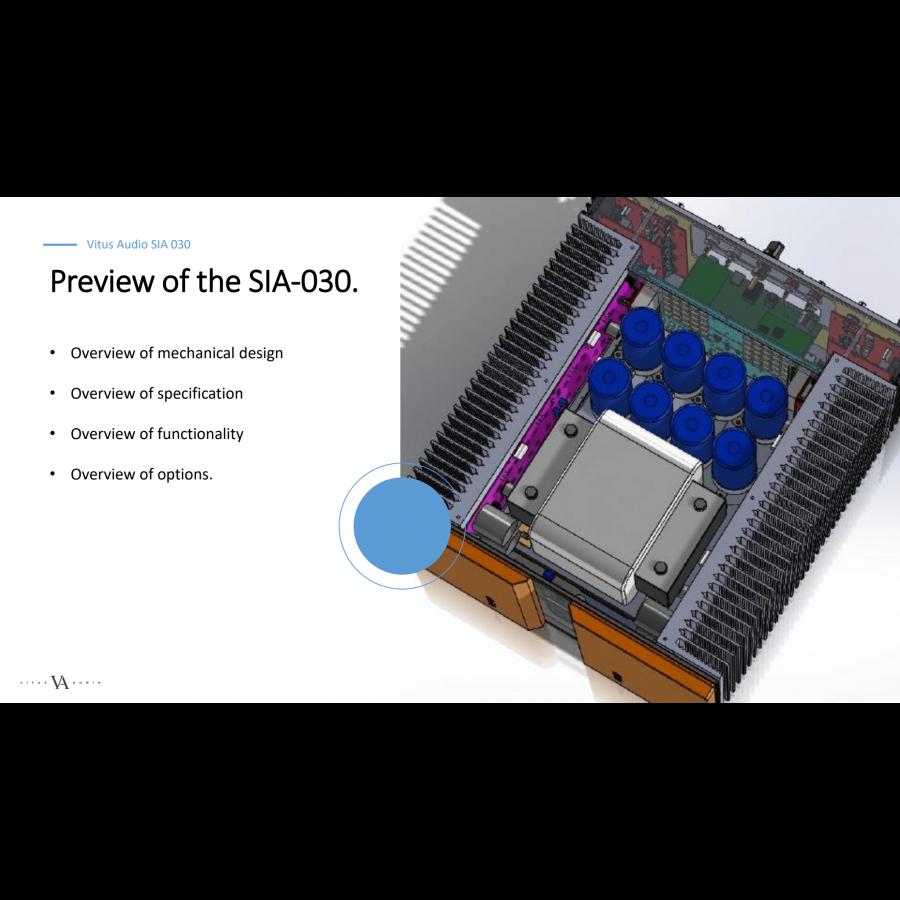Vitus SIA-030 keynote 12