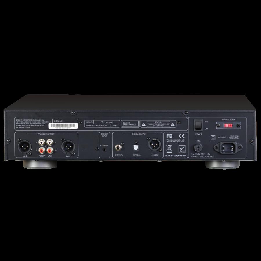 Advance Acoustic-Advance X-CD 1000-00