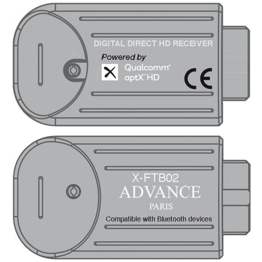 Advance Acoustic-Advance X-FTB02 APTX HD-00