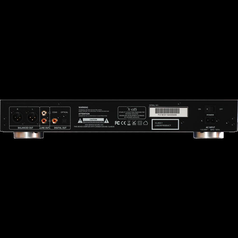 Advance Acoustic-Advance X-CD5-00