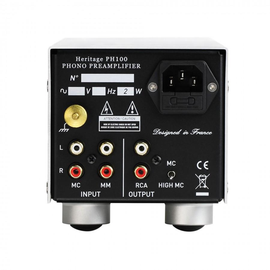 Pre-amplificateur Phono YBA PH100 Heritage