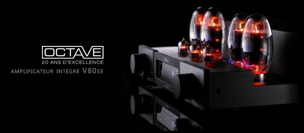 OCTAVE AUDIO