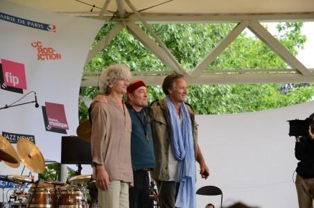 Concert Hadouk Trio près de Corbeil-Essonne, le samedi 13 avril 2013