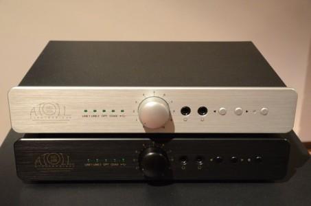 Atoll HD100, le nouveau préampli casque DAC: disponible, et bientôt en version spéciale optimisée Enceintes et Musiques !