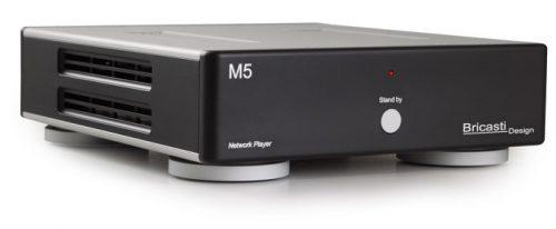 BRICASTI M5: lecteur réseau, simplement (et efficacement !)