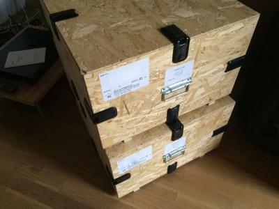 Nouvel amplificateur Gryphon Diablo 300: vous m'en mettrez 2 caisses !