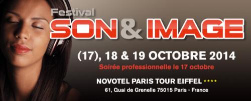 Festival Son et Image 2014 (Salon Hi-Fi de la SPAT): c'est ce week-end !