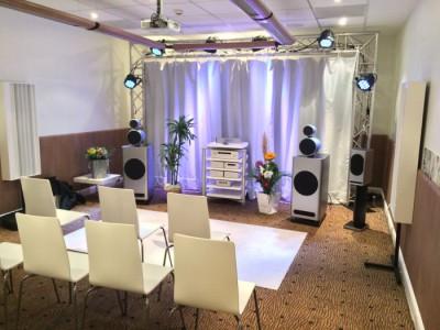 JMR ADARA et VOCE: première présentation publique au salon Son et Image 2015