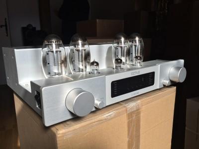 Nouvel amplificateur Octave V80 SE: venez goûter à cet ampli extra-ordinaire, du dimanche 4 au mardi 6 octobre
