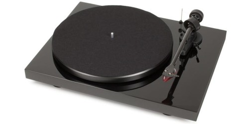 PRO-JECT platines phono ELEMENTAL / ESSENTIAL et  DEBUT
