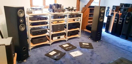 Purist Audio Design, Smooth Operator