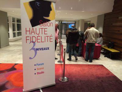 Salon Haute-Fidélité 2014 ce week-end à Paris: belles réussites.