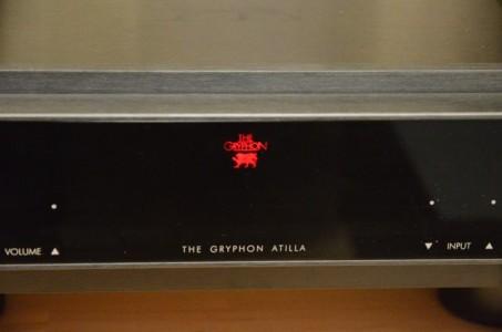 """The Gryphon: amplificateur Atilla, le """"petit"""" frère"""