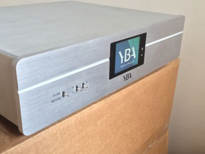 YBA MP100 SE: YBA met le pied dans la lecture réseau, et ça marche !