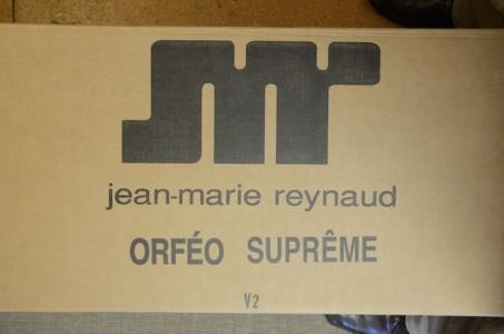 Enceintes JMR Orféo Suprême V2: déballage, et mise en condition (entrainement intensif)