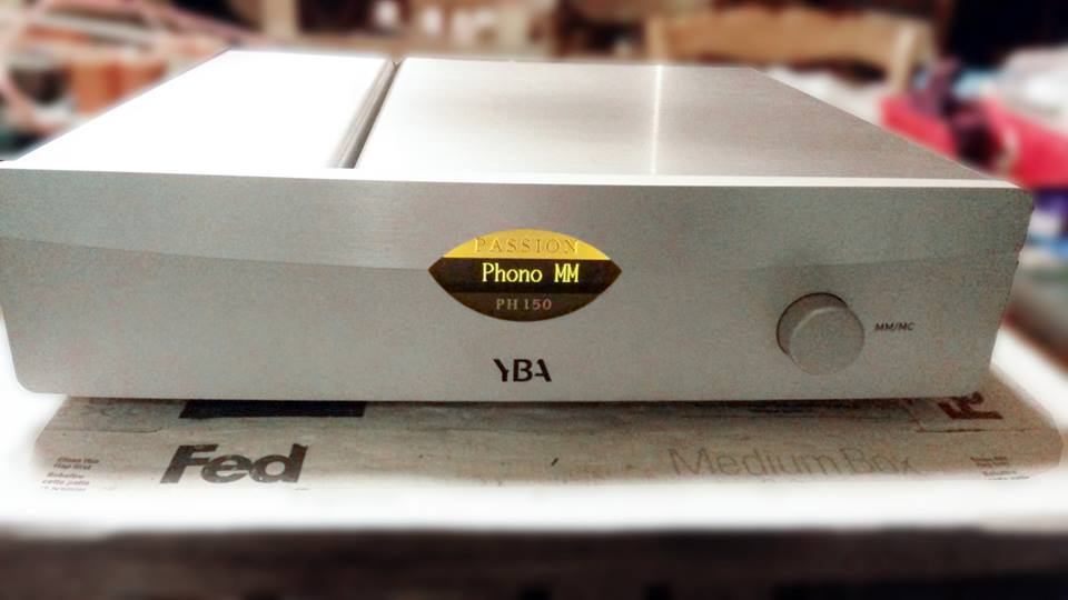 Pre-Phono-YBA Passion-PH150-MM:MC-2