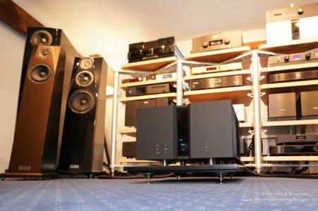 Vitus Audio SIA-030, Le Quaterback!