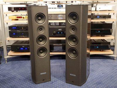 Audio Solutions, les Italiennes de l'Est.