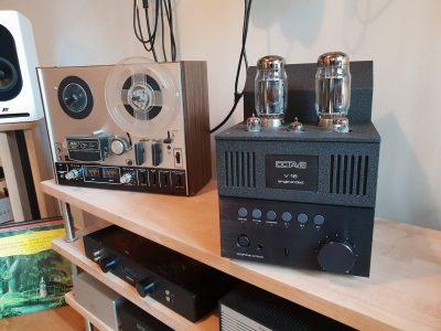 Amplificateur OCTAVE V16: pour les casques, mais pas que !